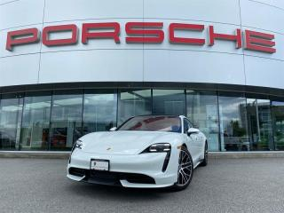 Used 2020 Porsche Taycan TURBO for sale in Langley City, BC