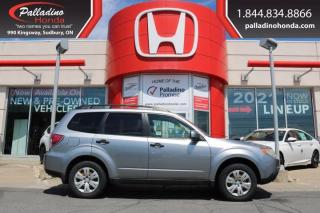 Used 2010 Subaru Forester X Sport - SELF CERTIFY - for sale in Sudbury, ON