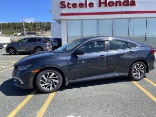 Used 2019 Honda Civic Sedan EX for sale in St. John's, NL