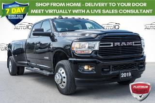 Used 2019 RAM 3500 Big Horn DUAL REAR WHEELS | ULTIMATE WORK TRUCK for sale in Innisfil, ON