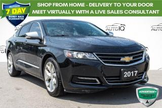 Used 2017 Chevrolet Impala 2LZ HEATED LEATHER for sale in Innisfil, ON