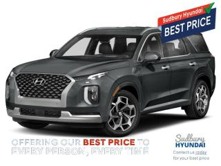 New 2021 Hyundai PALISADE Ultimate Calligraphy for sale in Sudbury, ON
