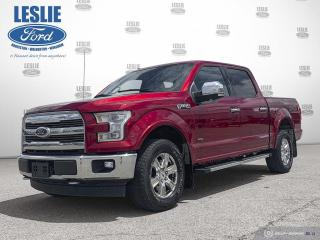Used 2017 Ford F-150 Lariat Chrome for sale in Harriston, ON