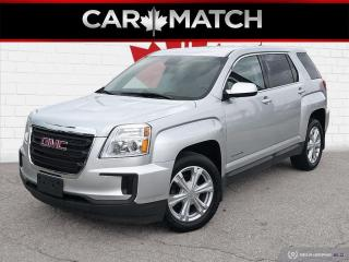 Used 2017 GMC Terrain SLE / NO ACCIDENTS / ONE OWNER / 55,476 KM for sale in Cambridge, ON
