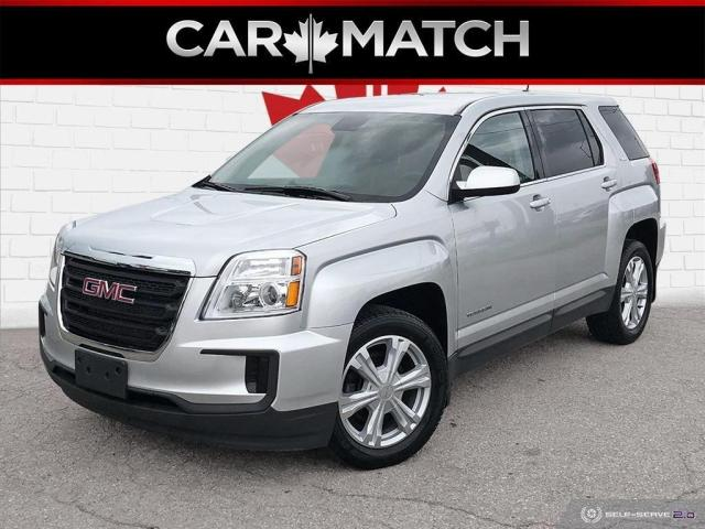 2017 GMC Terrain SLE / NO ACCIDENTS / ONE OWNER / 55,476 KM