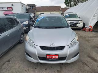 Used 2009 Toyota Matrix for sale in Milton, ON
