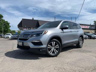 Used 2017 Honda Pilot 4WD 4dr EX-L w/Navi LANE KEEPING ANTI AVOID COLLIS for sale in Oakville, ON