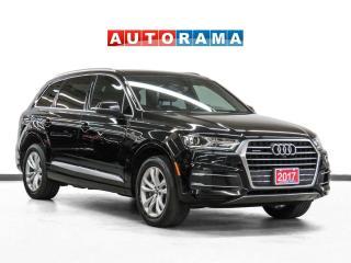 Used 2017 Audi Q7 Quattro Progressiv Nav Leather PanoRoof Backup Cam for sale in Toronto, ON