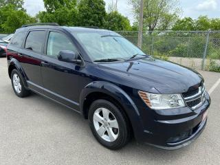 Used 2011 Dodge Journey SXT ** AUTOSTART, BLUETOOTH , CRUISE ** for sale in St Catharines, ON