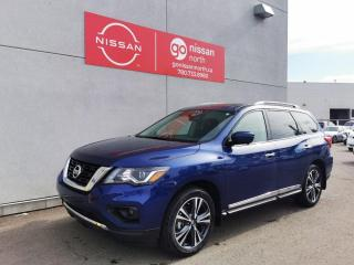 New 2020 Nissan Pathfinder Platinum / ONE OF THE LAST ONES LEFT for sale in Edmonton, AB