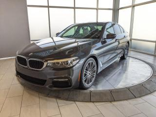 Used 2017 BMW 5 Series 530i xDrive for sale in Edmonton, AB