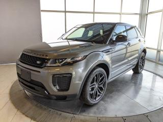 Used 2017 Land Rover Evoque HSE Dynamic for sale in Edmonton, AB