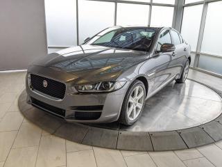 Used 2018 Jaguar XE PRESTIGE MODEL - NO ACCIDENTS! for sale in Edmonton, AB