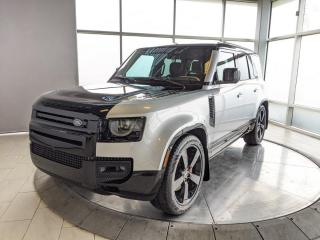 New 2022 Land Rover Defender X for sale in Edmonton, AB