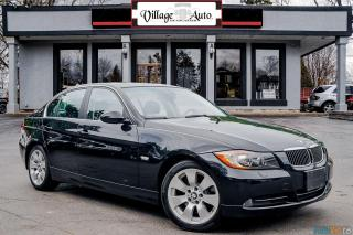 Used 2006 BMW 3 Series 330xi, sport, premium for sale in Ancaster, ON