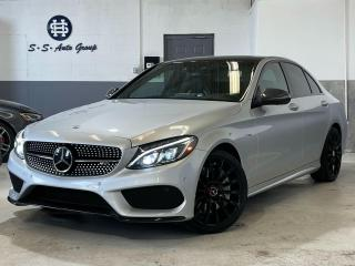 Used 2017 Mercedes-Benz C43 AMG NAV|360 CAM|VALVETRONIC EXHAUST|AMG SEATS| for sale in Oakville, ON