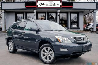Used 2008 Lexus RX 350 Ultra Premium for sale in Ancaster, ON