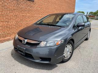 Used 2011 Honda Civic DX-G for sale in Oakville, ON