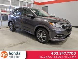 New 2021 Honda HR-V Touring for sale in Red Deer, AB