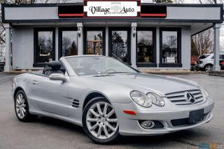 Used 2007 Mercedes-Benz SL-Class 5.5L V8 for sale in Ancaster, ON