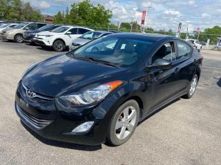 Used 2013 Hyundai Elantra GLS | SUNROOF| BLUETHOOTH| XM RADIO for sale in Brantford, ON