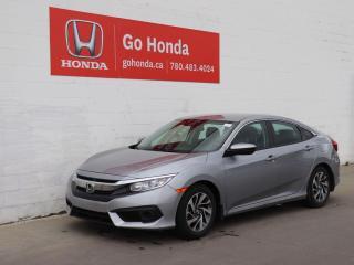 Used 2018 Honda Civic Sedan SE, W/HONDA SENSING, AUTOMATIC for sale in Edmonton, AB