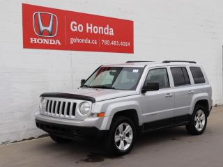 Used 2011 Jeep Patriot North 4WD for sale in Edmonton, AB