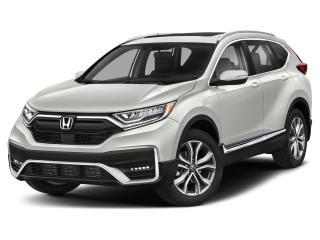New 2021 Honda CR-V Touring 4WD for sale in Woodstock, ON