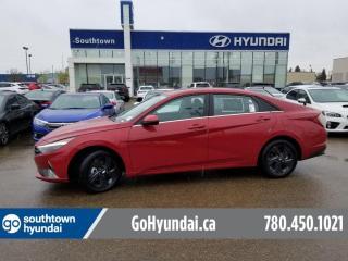 New 2021 Hyundai Elantra Hybrid ULTIMATE for sale in Edmonton, AB