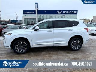 New 2021 Hyundai Santa Fe Ultimate Calligraphy for sale in Edmonton, AB