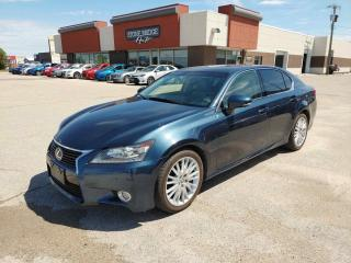 Used 2013 Lexus GS 350 for sale in Steinbach, MB