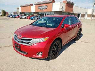 Used 2014 Toyota Venza for sale in Steinbach, MB