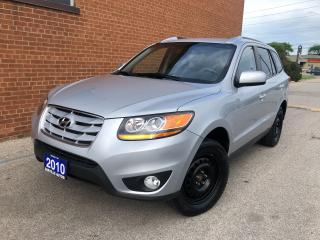 Used 2010 Hyundai Santa Fe GL/safety and warranty/Bluetooth for sale in Oakville, ON