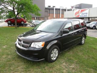 Used 2013 Dodge Grand Caravan SXT ~ STOW'N'GO ~ REAR CAMERA ~ NAV ~ WINTER TIRES for sale in Toronto, ON