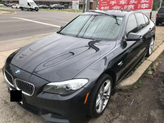 Used 2011 BMW 5 Series 535i xDrive for sale in Mississauga, ON