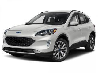 New 2021 Ford Escape Titanium 0% APR | ELITE PKG | for sale in Winnipeg, MB