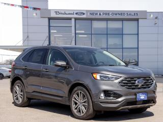 New 2021 Ford Edge Titanium 0% APR | 301A | ROOF | TOW | for sale in Winnipeg, MB