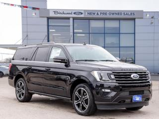 New 2021 Ford Expedition Limited Max 2.99% APR | 303A | STEALTH | for sale in Winnipeg, MB