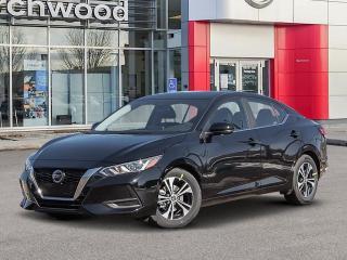 New 2021 Nissan Sentra SV for sale in Winnipeg, MB