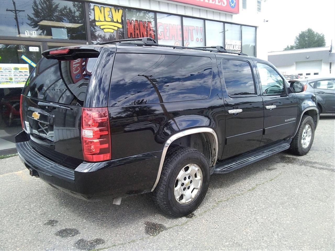 2013 Chevrolet Suburban LS