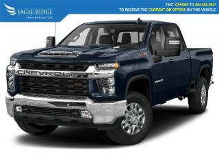 New 2021 Chevrolet Silverado 3500HD High Country Navigation, Heated Seats, Backup Camera for sale in Coquitlam, BC