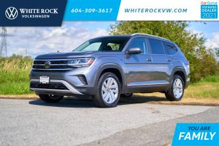 New 2021 Volkswagen Atlas 2.0 TSI Highline *NAVIGATION* *LEATHER* *SUNROOF* *ANDROID AUTO*  *COOLED SEATS* for sale in Surrey, BC
