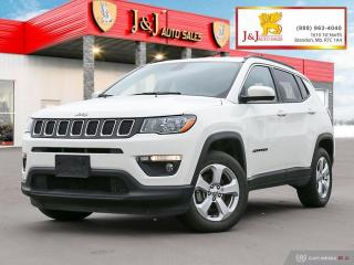 Used 2018 Jeep Compass NORTH for sale in Brandon, MB