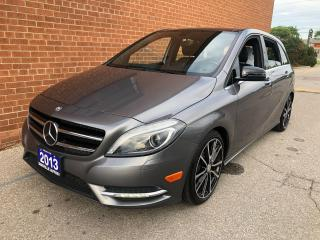 Used 2013 Mercedes-Benz B-Class B 250 Sports Tourer/ NO ACCIDENTS for sale in Oakville, ON
