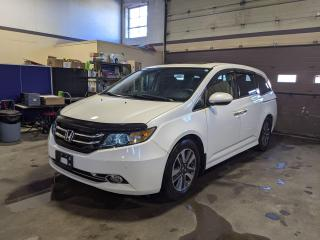 Used 2016 Honda Odyssey Touring/Rear DVD/Leather/Nav+R.Cam for sale in North York, ON