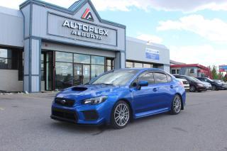 Used 2018 Subaru WRX for sale in Calgary, AB