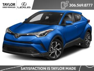 Used 2018 Toyota C-HR XLE for sale in Regina, SK