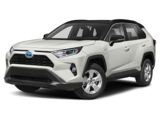 New 2021 Toyota RAV4 Hybrid XLE for sale in Hamilton, ON