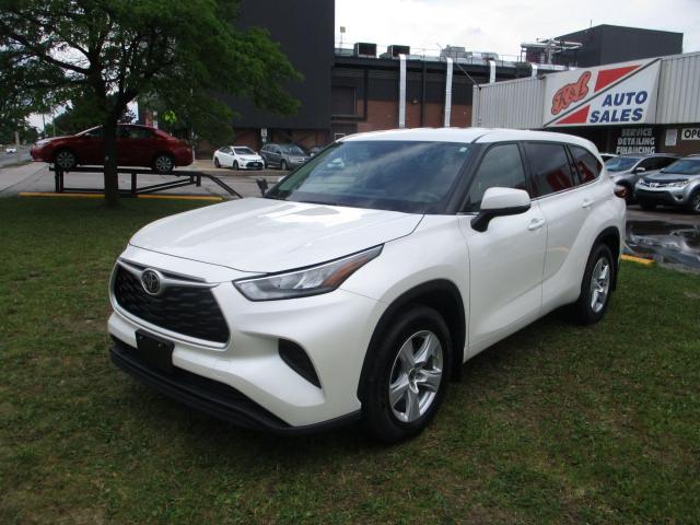 2020 Toyota Highlander LE ~ AWD ~ 7 PASS. ~ APPLE CAR PLAY ~ REAR CAM.