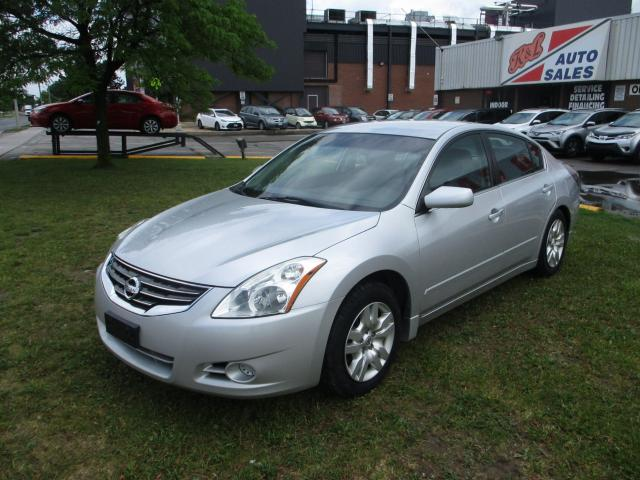 2011 Nissan Altima S ~ LOW KM ~ SAFETY INCLUDED